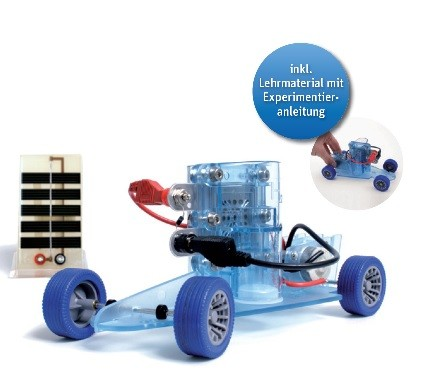 Dr FuelCell Model Car