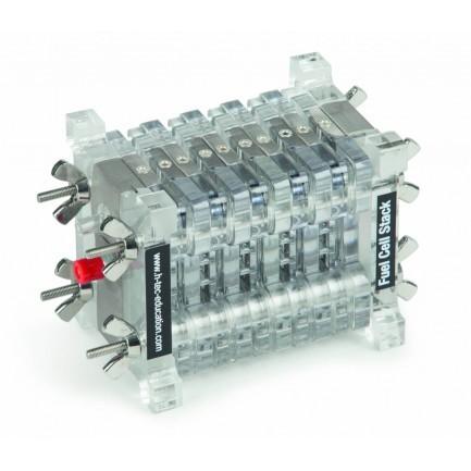 Fuel Cell Stack (5- bzw.10 Zellen)