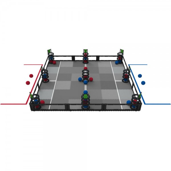 VRC Change Up Full Field & Game Element Kit