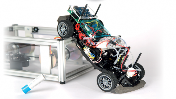 Fuel Cell Automotive Trainer