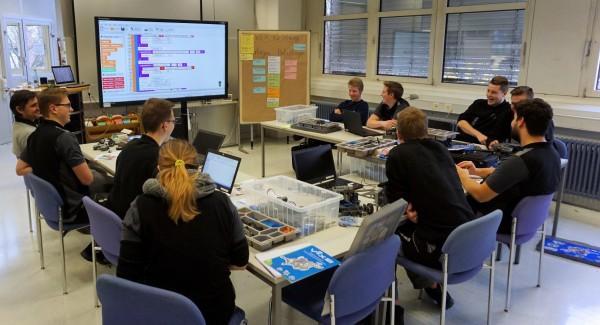 VEX Robotics Workshop
